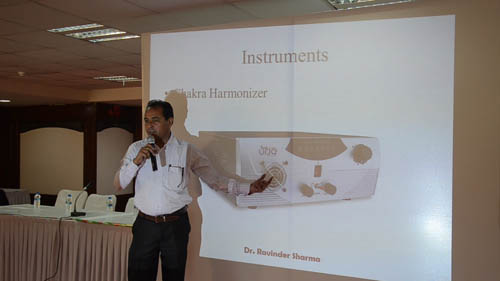 Workshop in Pragati Maidan