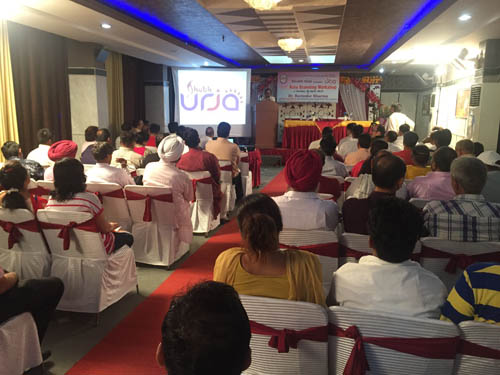 Workshop in Jalandhar