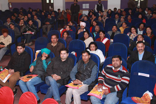Workshop in Ludhiana