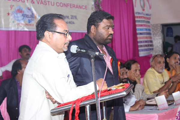 International Astrology/vastu conference at Ahmedabad