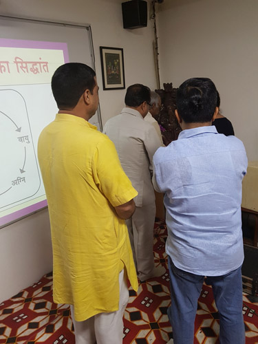 Astro Course at Future Point's Office in Noida